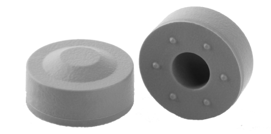 Synthetic Polyisoprene Rubber Stopper for Infusion