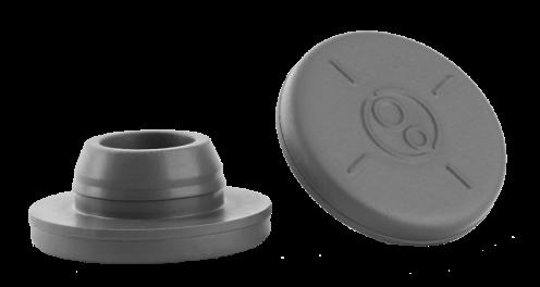 pharma rubber stopper
