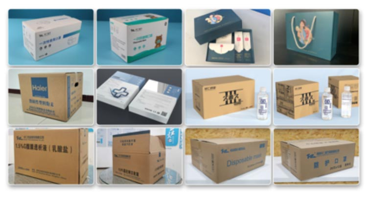 Huaren Medical Packaging Material New Products
